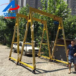 国标工字钢起重龙门吊架艾锐森****打造