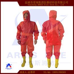 直销消防二级连体防化服 轻型防化服
