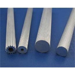 6063拉花铝棒  直纹拉花网纹拉花铝棒规格