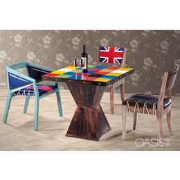 厂家直销咖啡厅桌椅C1-2370
