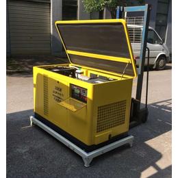 超静音10KW汽油发电机