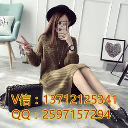 大朗低价毛衣批发厂家直销韩版宽松时尚杂款女式针织衫批发