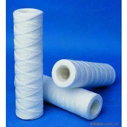 厂家直销脱脂棉线绕滤芯