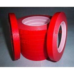 茗超耐高温红色美纹纸复合PET胶带 PET复合红色美纹纸