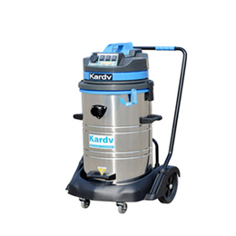 厦门工厂用吸尘器 凯德威吸砂石木屑吸尘器DL-3078S