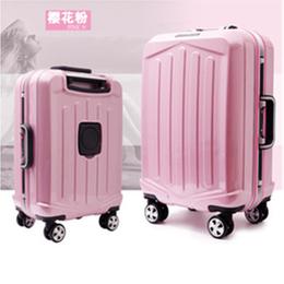 骏仕铝框111拉杆旅行箱包行李登机箱万向轮男女出国皮箱