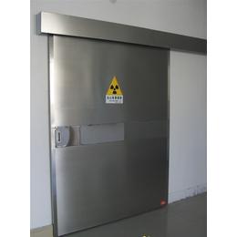 手动防辐射铅门、西藏防辐射铅门、山东宏兴射线防护(图)