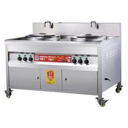 巨能双胞胎冒菜炉  双45 电 燃气带电 煮面炉
