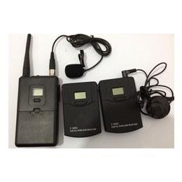 湖州市举办文明城市活动采用的无线讲解器18717993815缩略图