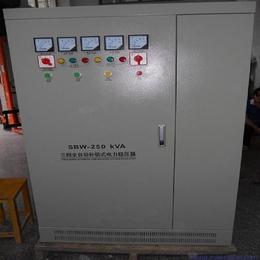 新款特卖天津三一六电气SBW三相全自动稳压器供应厂家