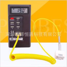 台湾泰仕温度表TES1310加磁性探头 可吸在模具表面测温 缩略图