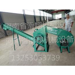 PVC商标纸粉碎机标签纸磨粉机流水线机器