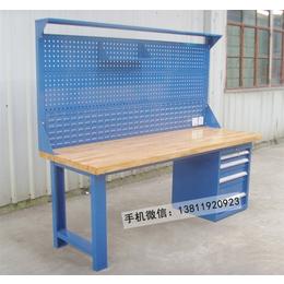 供应厂家北京格诺实木工作台实验室重型工作桌