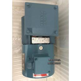 变频电机QABP100L4B 3KW 4级 卧式安装