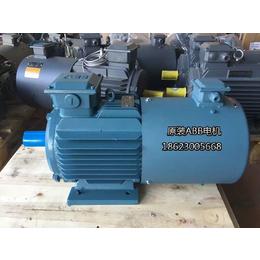 ABB变频电机QABP112M4A 4KW 4级 卧式安装