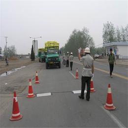 天津西青100吨便携式轴重秤