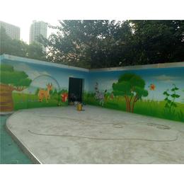 墙绘公司有哪些_武汉墙绘公司_火星墙绘