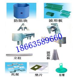 广西桂林永福县波形钢板护栏报价护栏图片