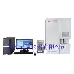 供应高配型HW-2002A高频红外碳硫分析仪
