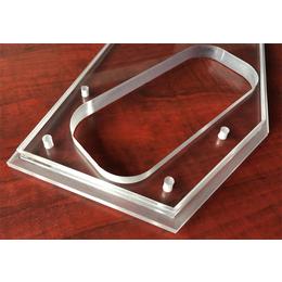金坛防有机玻璃加工定做成型 板材加工切割折弯