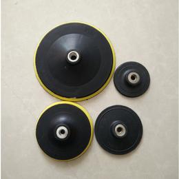 磨片底座海绵粘盘吸盘 角磨机配件抛光机磨头角磨机粘盘磨盘