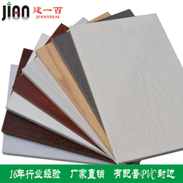 厂家直销18mm免漆生态板 环保免漆多层实木生态板