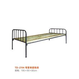 江西公寓学校弯管单层铁床缩略图