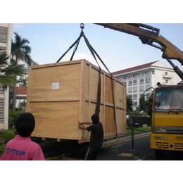 松江钢边钢带木箱生产厂家闵行木栈板