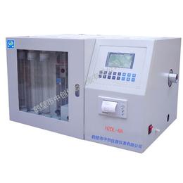 微机快速一体测硫仪 自动定硫仪 库仑定硫仪厂家 中创仪器