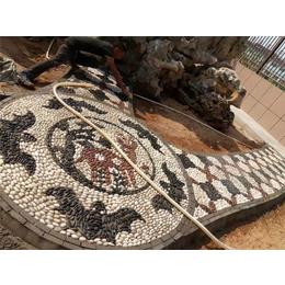 申达陶瓷厂(图)、纯黑鹅卵石、铜川鹅卵石