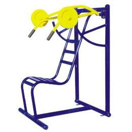 提拉训练器室外健身器材 四联组合训练器