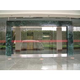 石家庄德普凯盛铝型材自动门感应门优惠促销 型材自动门