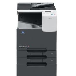 柯尼卡美能达C221复印机 A3幅面快速送货上门安装机器