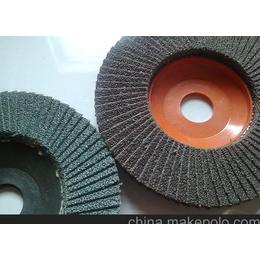 盐城久力磨具]生产供应高耐磨煅烧百叶轮
