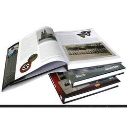京津冀包送货的印刷厂专业承印精美画册海报