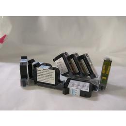 惠普喷码机2580溶剂墨盒干燥速度快色彩纯正不扩散不退色