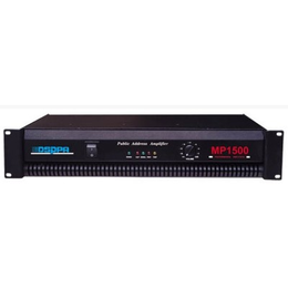迪士普 MP1500 MP2500 纯后级功放 DSPPA