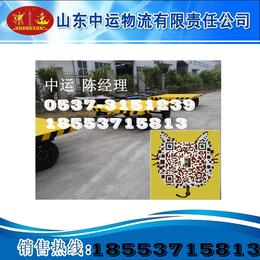 平板拖车一般多少钱平板拖车有几米长平盘拖车移动拖车