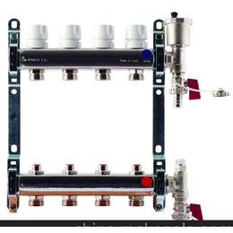 北京供应 意大利安琪兄弟品牌  地暖原装进口分集水器