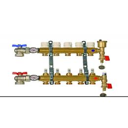 供应全国安琪兄弟铜质内螺纹分水器