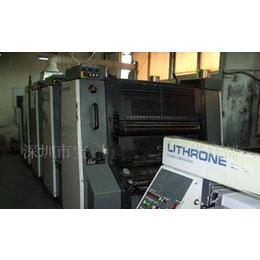 印刷机 二手小森大四开四色L428 印刷机
