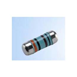 供应MELF0204精密无引脚0207圆柱晶圆色环电阻