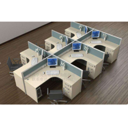 办公室6人屏风桌