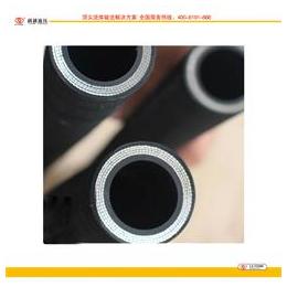直销优质编织管 高压油管 软管总成 液压软管橡胶管厂家