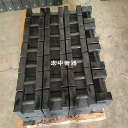 安康20千克船厂配重砝码 出售出租铸铁砝码