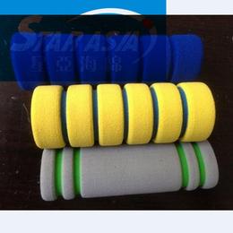 深圳厂家直销泡棉NBR童车指纹手把 滑板车手把套吸汗把套