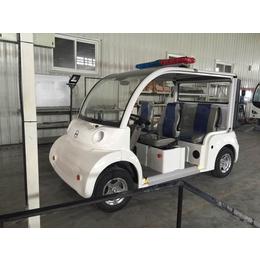供应厂家直销4座新款电动巡逻车