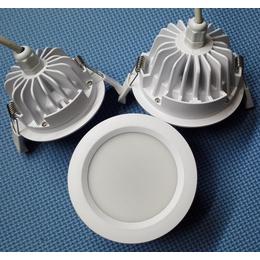 防水灯具外壳LED筒灯防水外壳