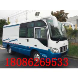 东风超龙6米7.5米厢式货车价格厂家直销