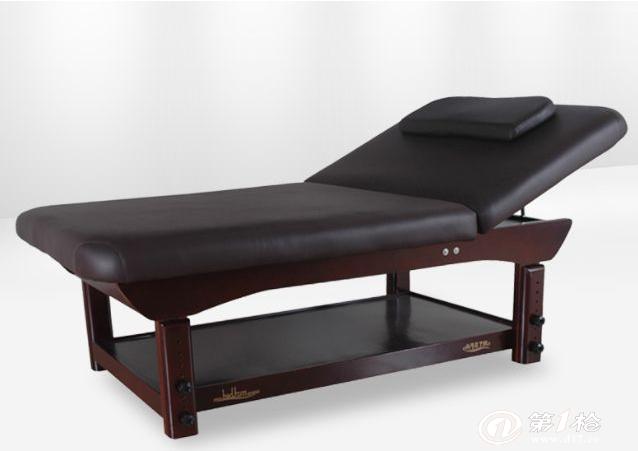 实木美容床的好处以及保养方法